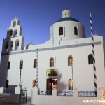 Church, Oia, Santorini