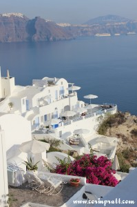 Boutique Hotels, Oia, Santorini
