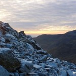 Bowfell, Langdale, Lake District, Mountain