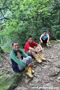 Trek guides, KNP, Yuksom/Yuksum, Sikkim, India