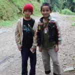 Boys, Yuksom/Yuksum, Sikkim, India