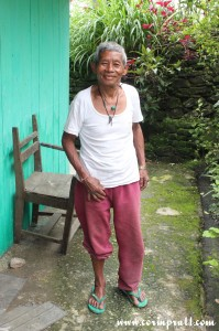 Old man, Sikkim, India