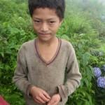 Boy, Ravangla, Sikkim, India