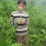 Girl, Ravangla, Sikkim, India