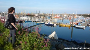 Newlyn Harbour, Cornwall