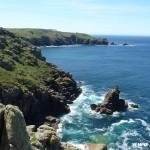Coast, Land's End, Cornwall
