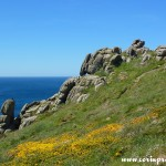 Coast, Land's End, Cornwall