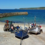Fishing Boats, Sennen Cove, Cornwall