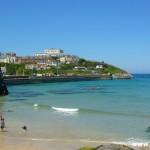Towan Beach, Newquay, Cornwall
