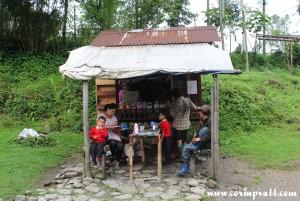 Family Shack Shop, Yuksom, Sikkim, India