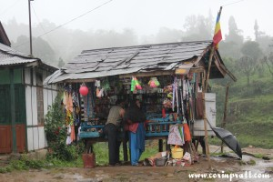 Shack Shop, Yuksom, Sikkim, India