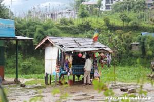 Shack Shop, Yuksom, Sikkim, India