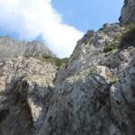 Cliffs, Capri, Italy