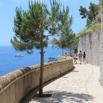 Coast, Path, Capri, Italy