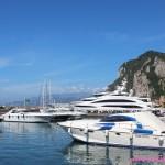 Yachts, Boats, Capri Harbour, Italy