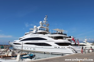 Yacht, Superyacht, Diamonds Are Forever, Capri Harbour, Italy
