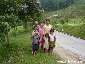 Family, Sikkim, India
